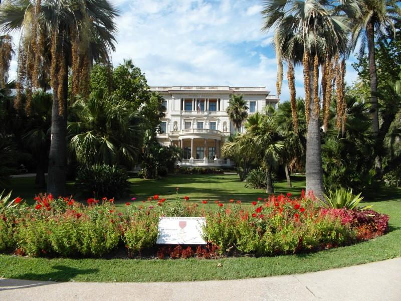 Nice France : Palais Massena