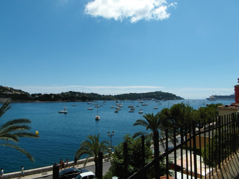Villefranche sur Mer - Idyllic and upscale !