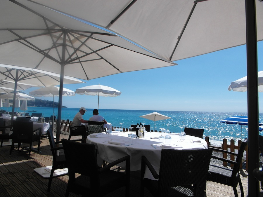 Nice France Côte d'Azur French Riviera : Plage Beau Rivage