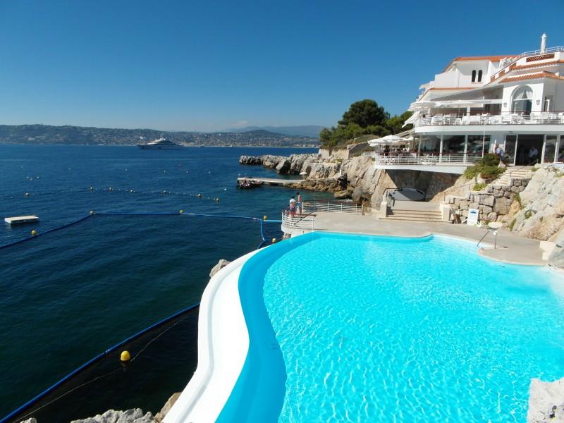 Antibes : Hotel Restaurant Cap Eden Roc in Cap d'Antibes