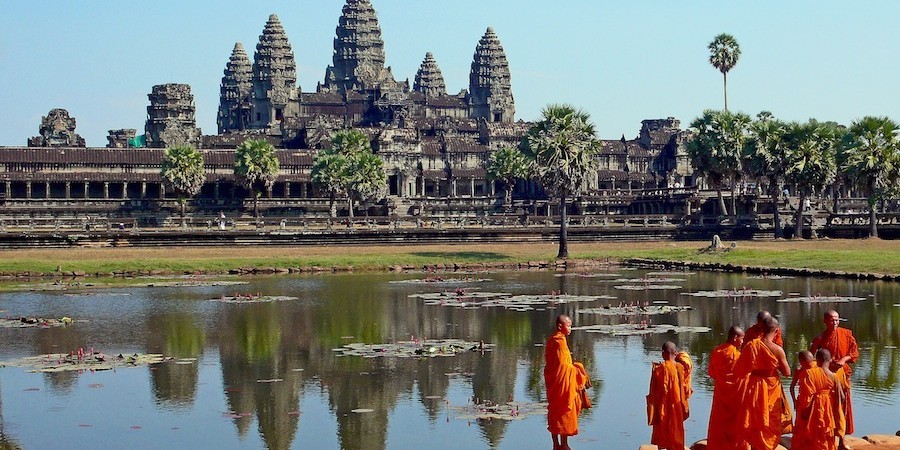 Cambodia, Land of the Khmers & The Largest City in the World