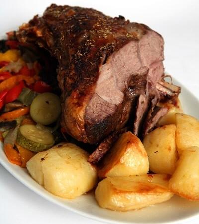 BEST of Australia food : Roast Lamb !