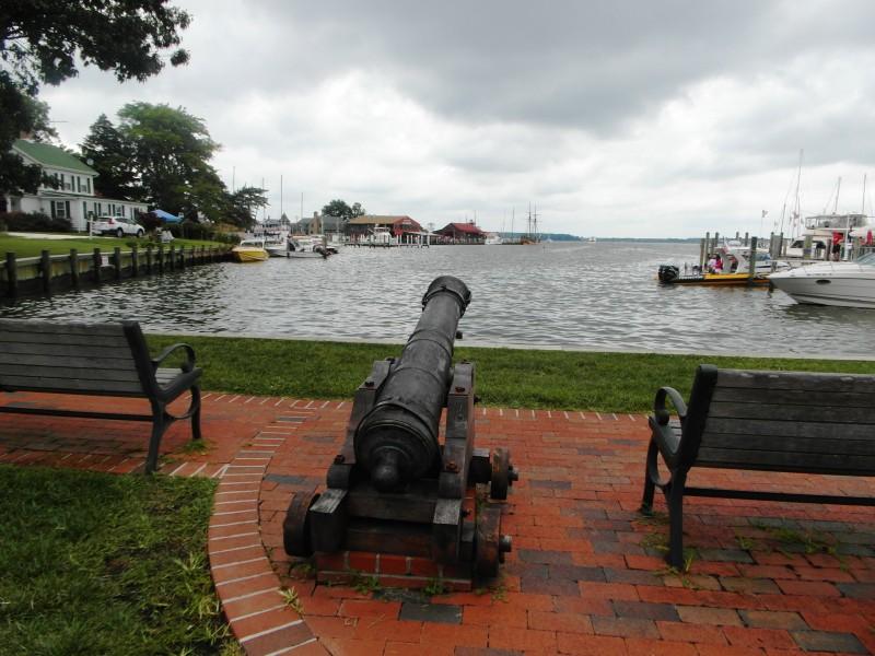 St. Michaels on Chesapeake Bay