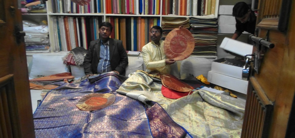 The Master Weavers of Mughal Town