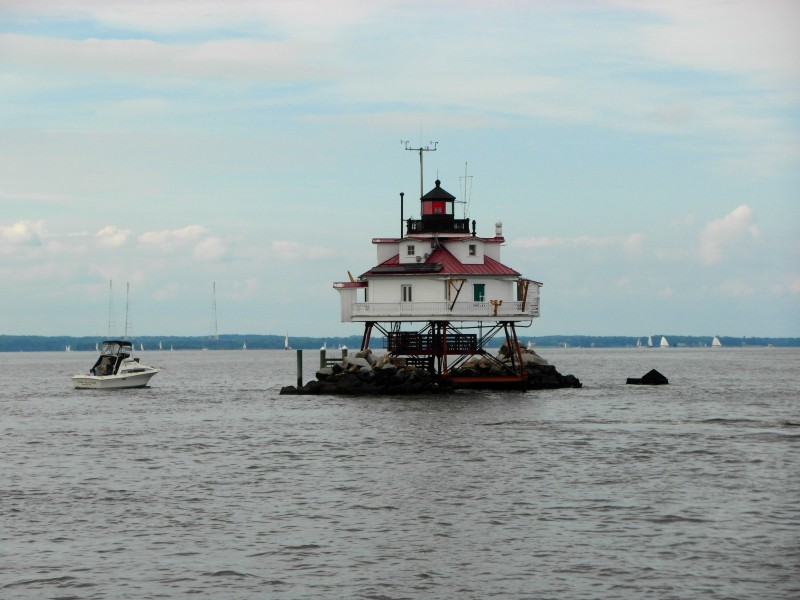 The lighthouses of Chesapeake Bay