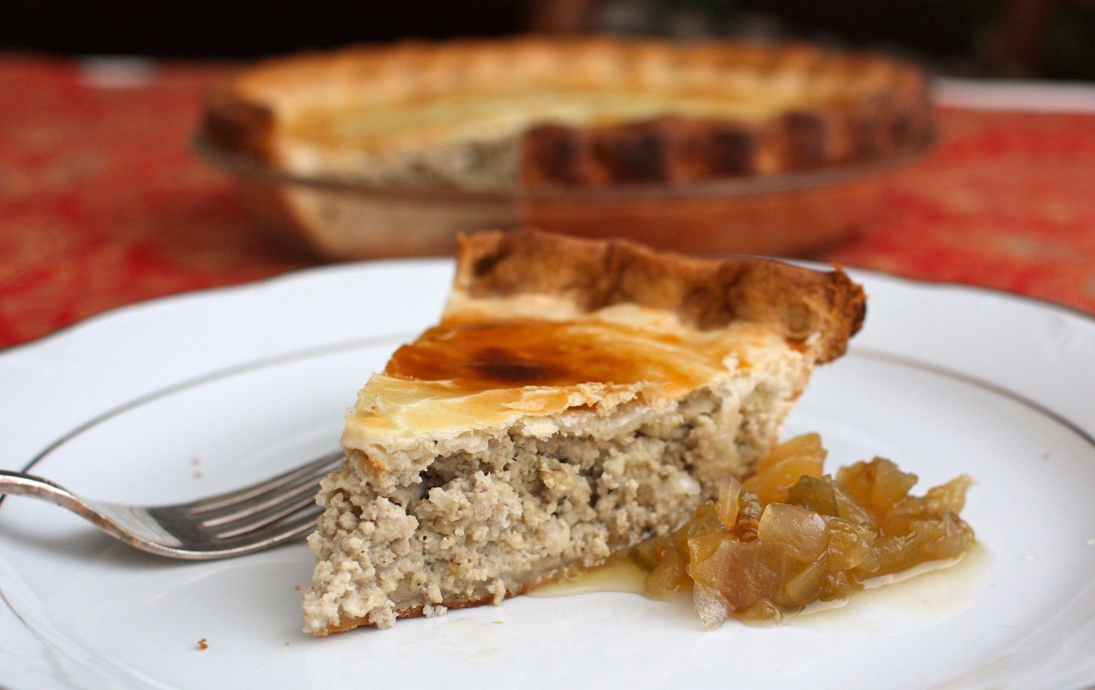 Best Of Canada Food Tourtiere From Quebec City
