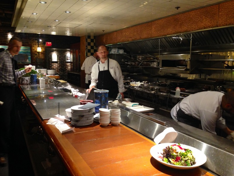 Award winning Executive Chef Frank Pabst - Blue Water Cafe, Vancouver