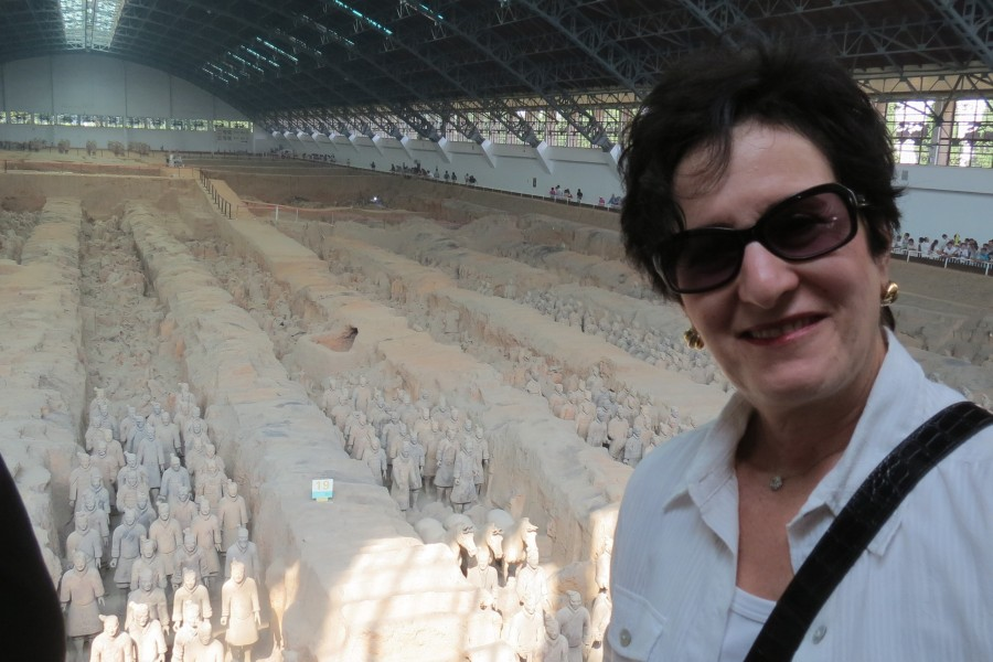 Terracotta Warriors of Xi'An !