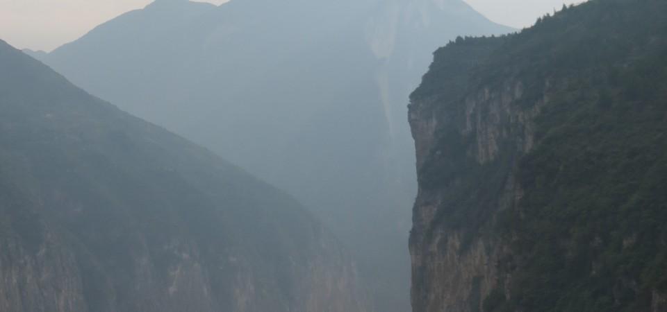 Three Gorges Dam river cruise !