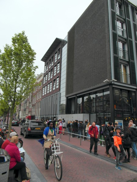 Amsterdam, The Netherlands ~  Anne Frank's House