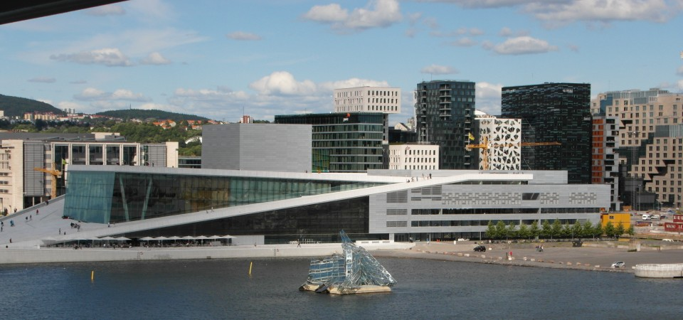 Oslo Norway ~ On the footsteps of the vikings …