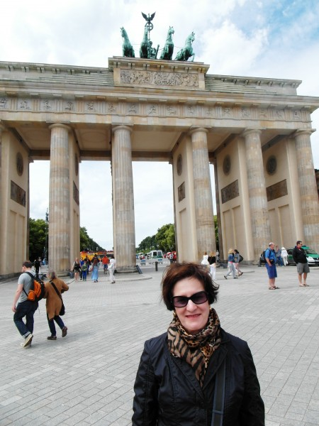 Berlin, Germany ~ cold, cold Berlin