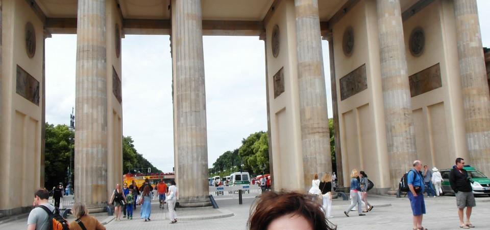 Berlin Germany ~ cold, cold Berlin