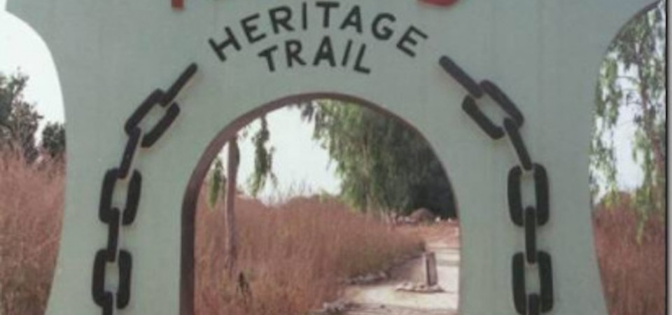 Gambia : Home to Kunta Kinte's village in Roots !