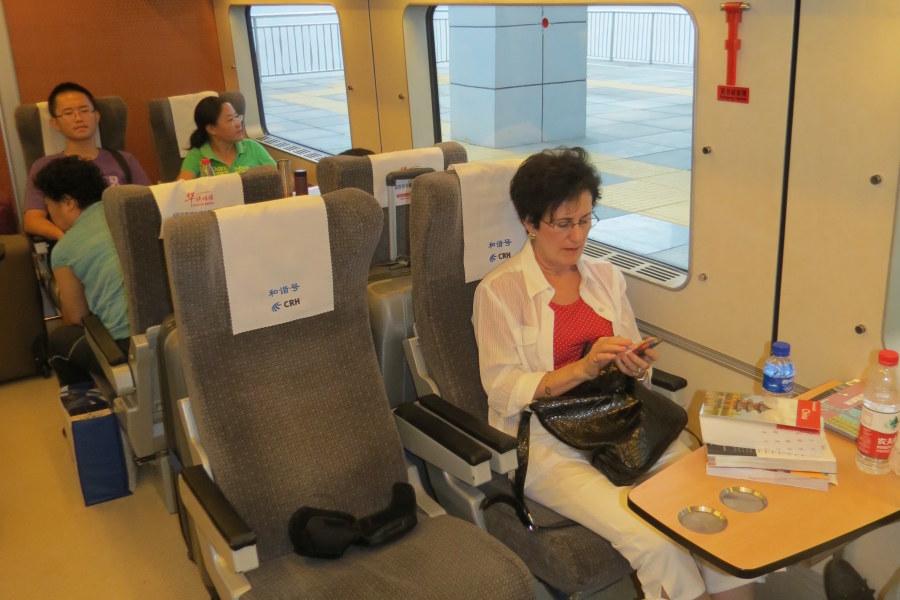 National Rail Travel from Chengdu to Chongqing