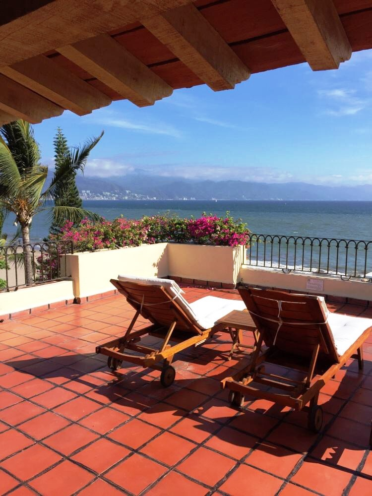 Velas Vallarta Resort in Puerto Vallarta - Oceanfront Terrace view
