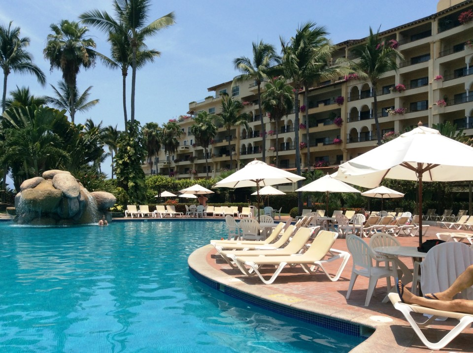 Velas Vallarta Resort in Puerto Vallarta - Main pool