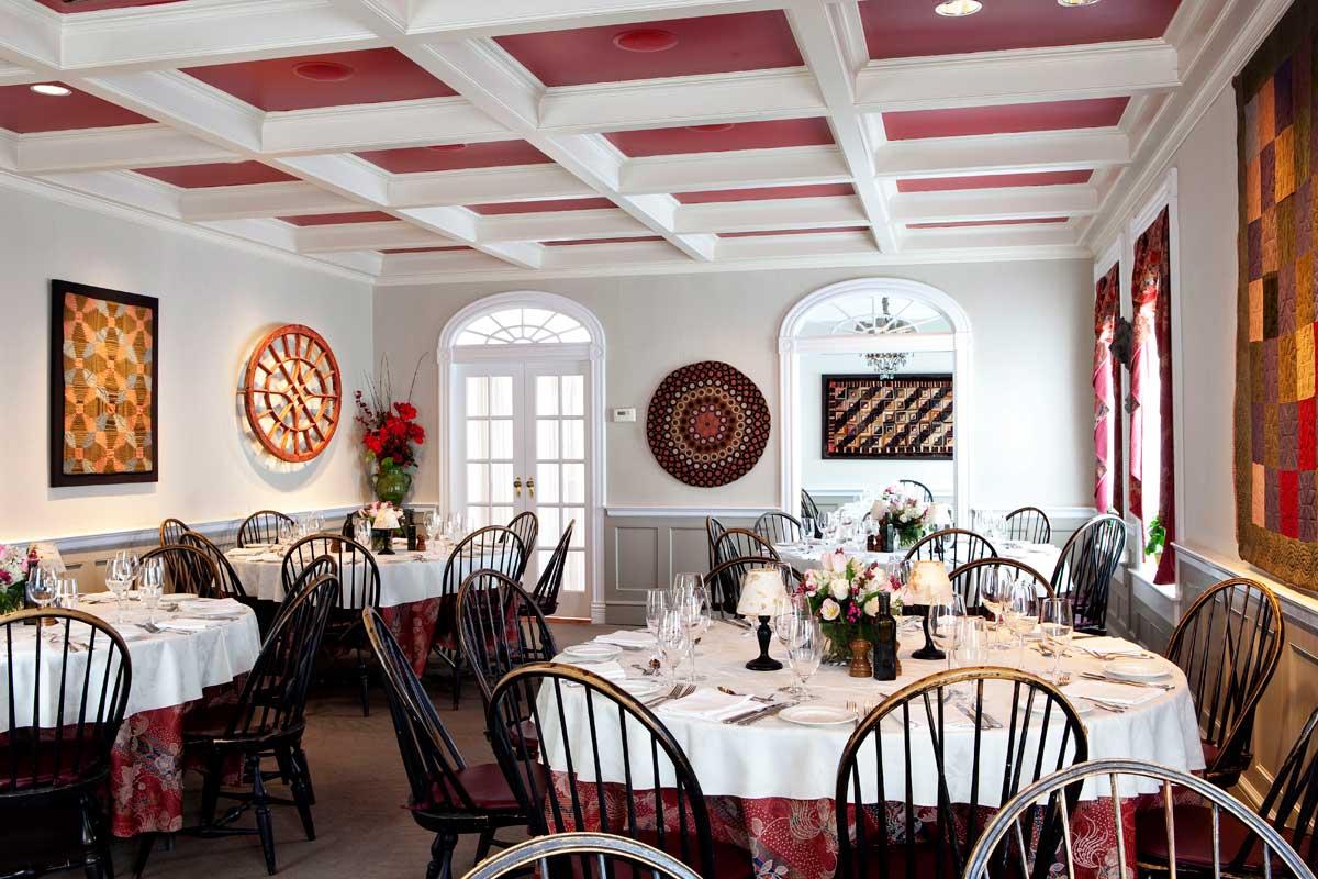 Restaurant Nora in Washington DC