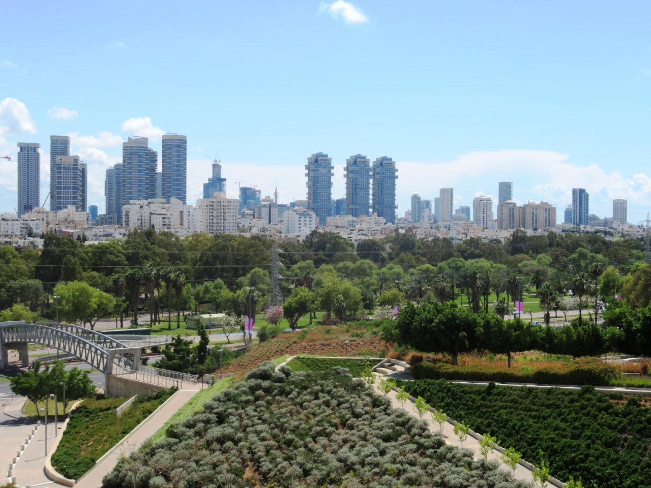 "Favorite Israel Vacation Experiences : the ""new"" Tel Aviv"