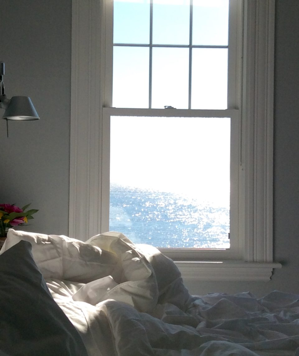 Emerson Inn by the Sea : Lazy mornings