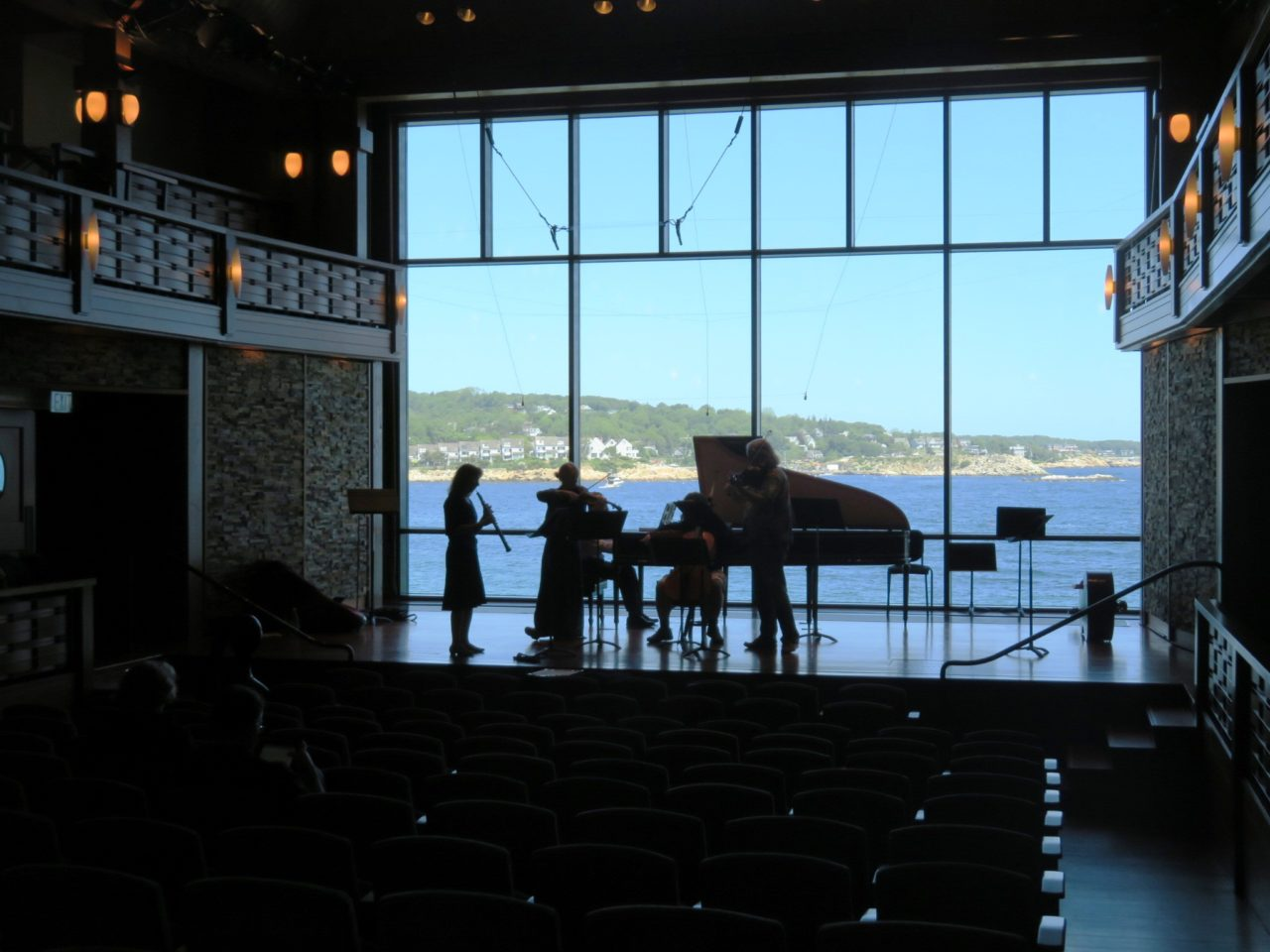 Emerson Inn by the Sea : Shalin Liu Performance Center in Rockport MA