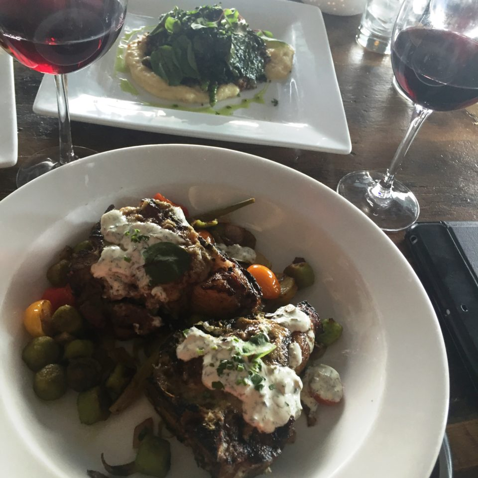 Emerson Inn by the Sea : Emerson Lamb Chops
