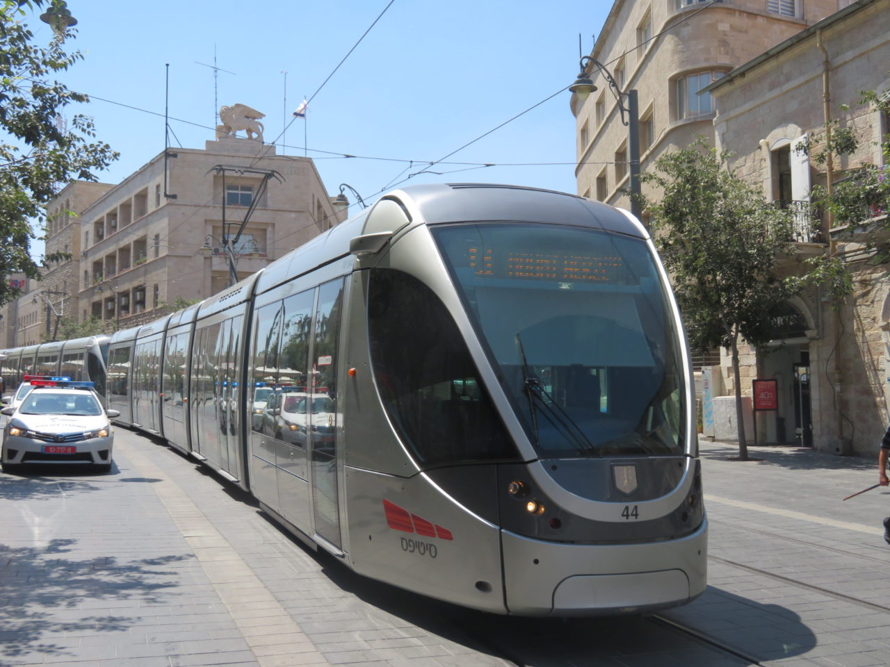 The joys of walking Jerusalem - Jerusalem has a modern network of trams, buses, taxis