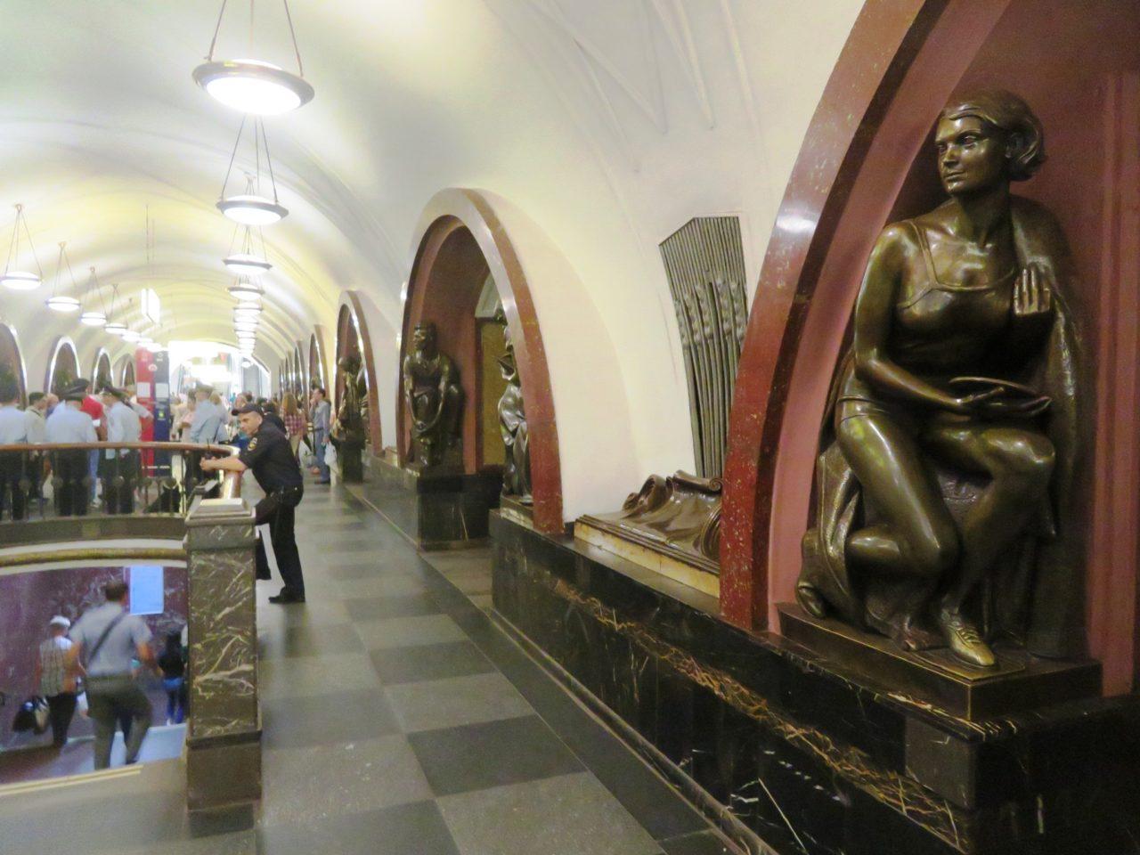 Moscow: Now a World-Class Destination