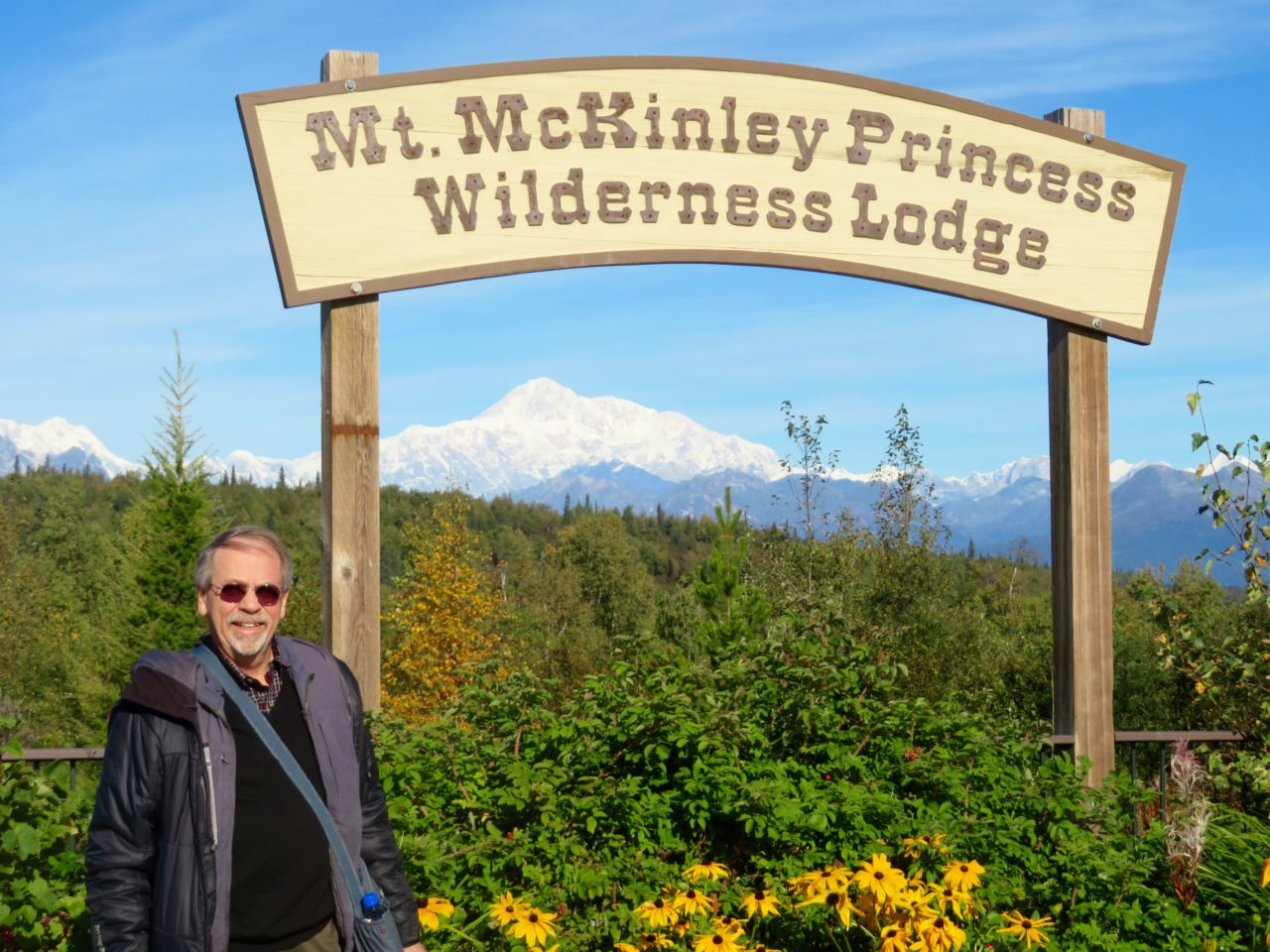 Mt. McKinley Princess Wilderness Lodge ~ Alaska Cruise Tour