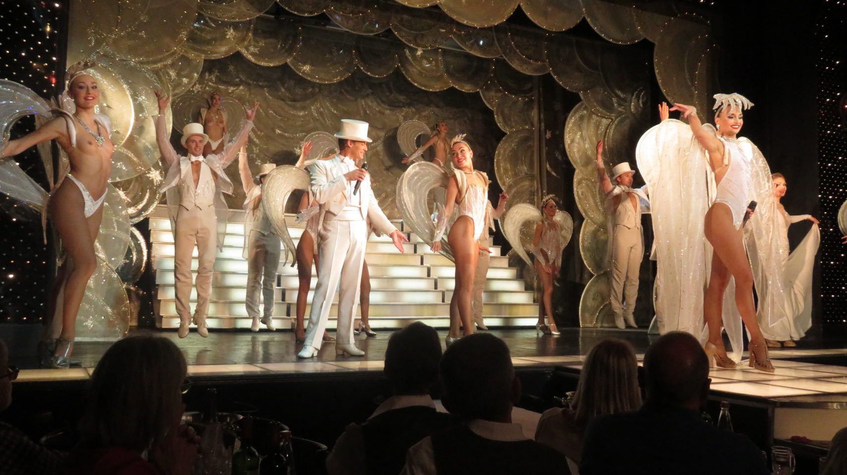 <em><strong>Paradis Latin cabaret</strong> </em>~ Paris, France