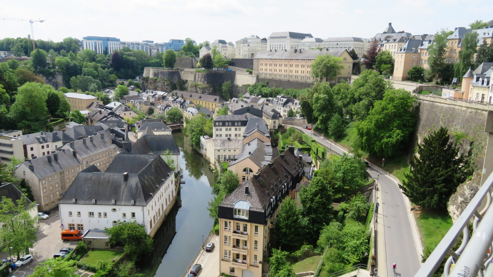 Luxembourg City, <em><strong>Luxembourg</strong></em>