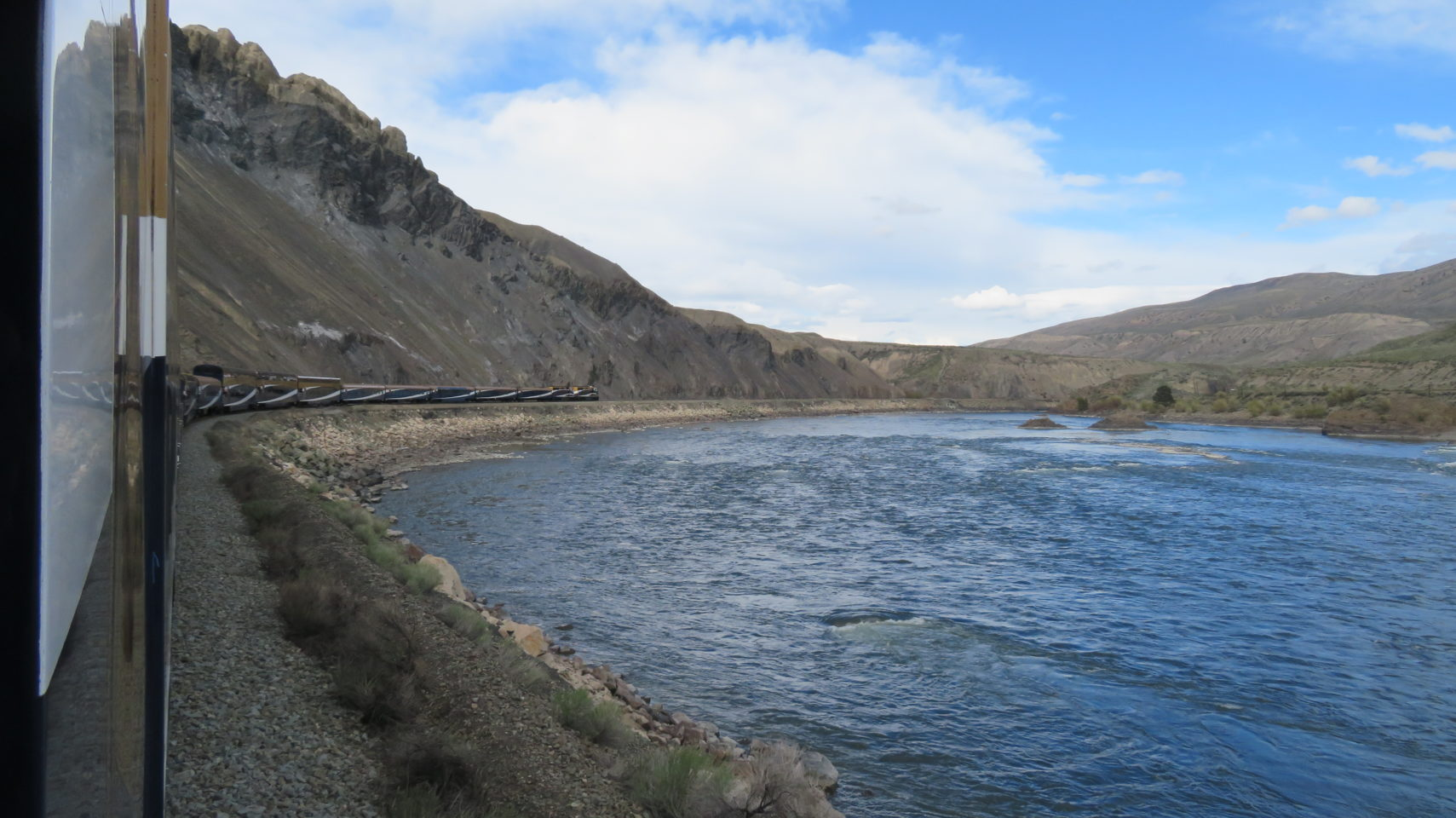 <em><strong>Rocky Mountaineer</strong></em> ~ Fine Dining with Spectacular Views