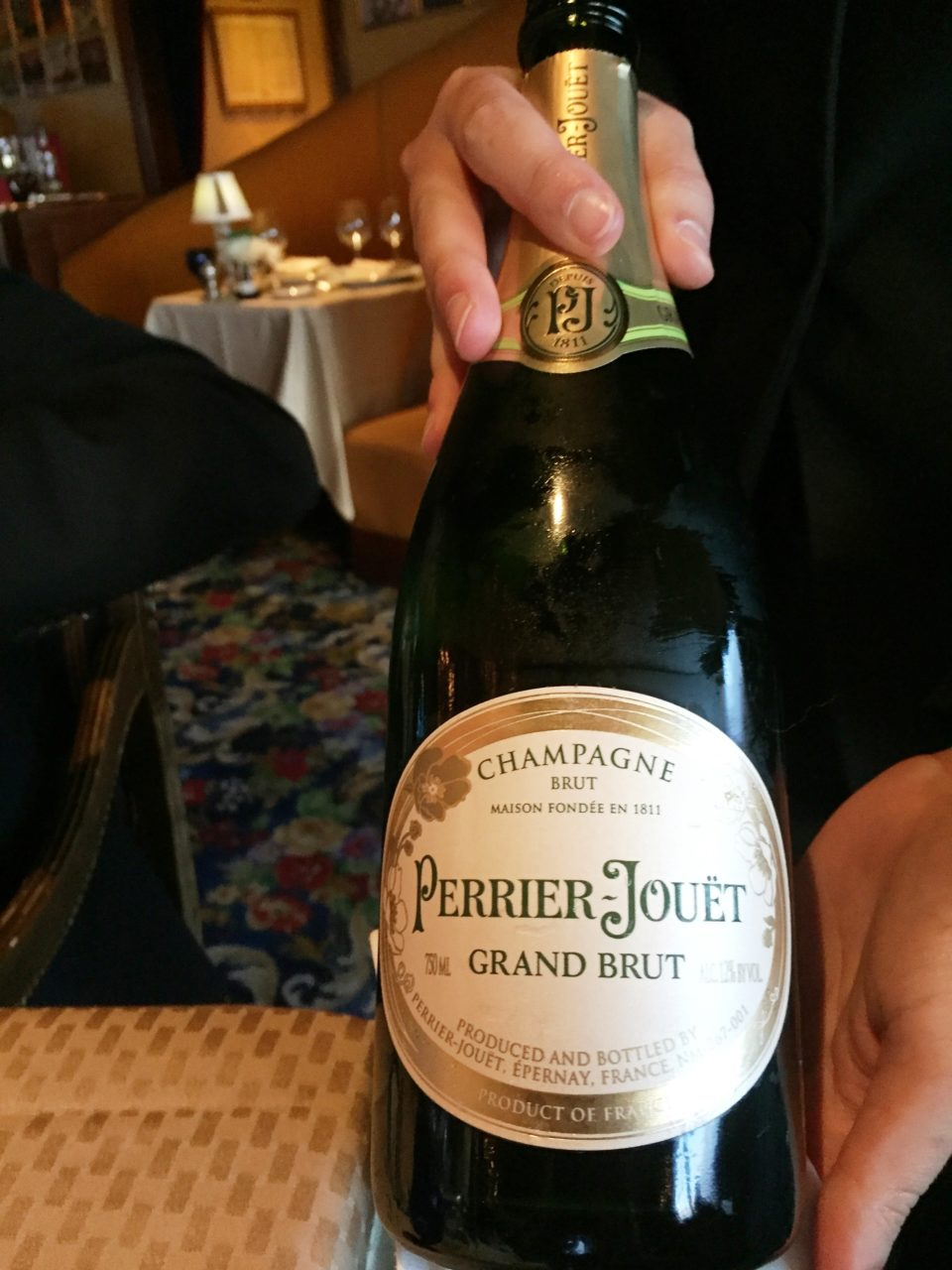 Perrier-Jouet Grand Brut ​Champagne