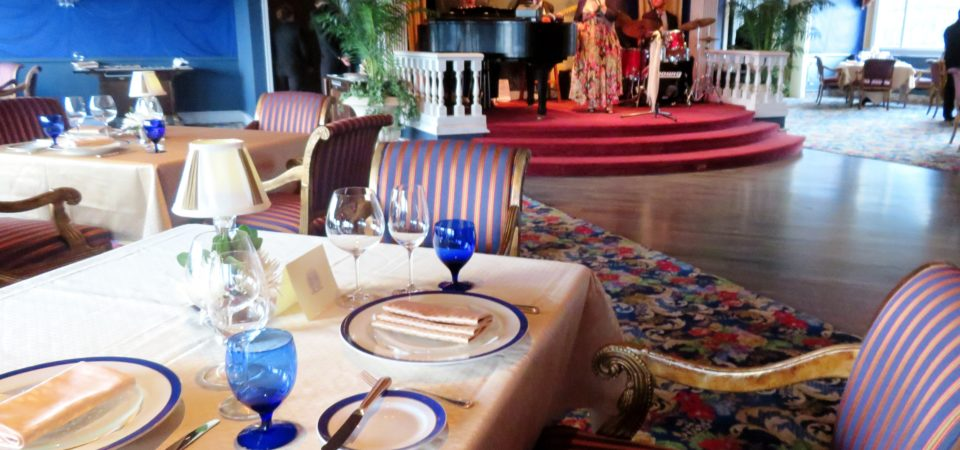 Fine Dining at The Broadmoor's Romantic Penrose Room