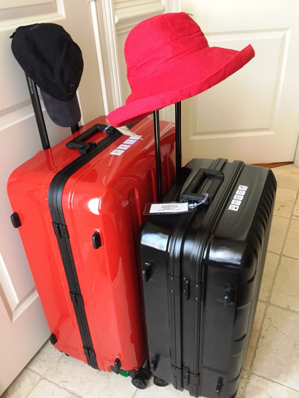 The Art of Travel Preparation ~ All set for another trip with our sturdy Lojel suitcases (www.lojel.com)