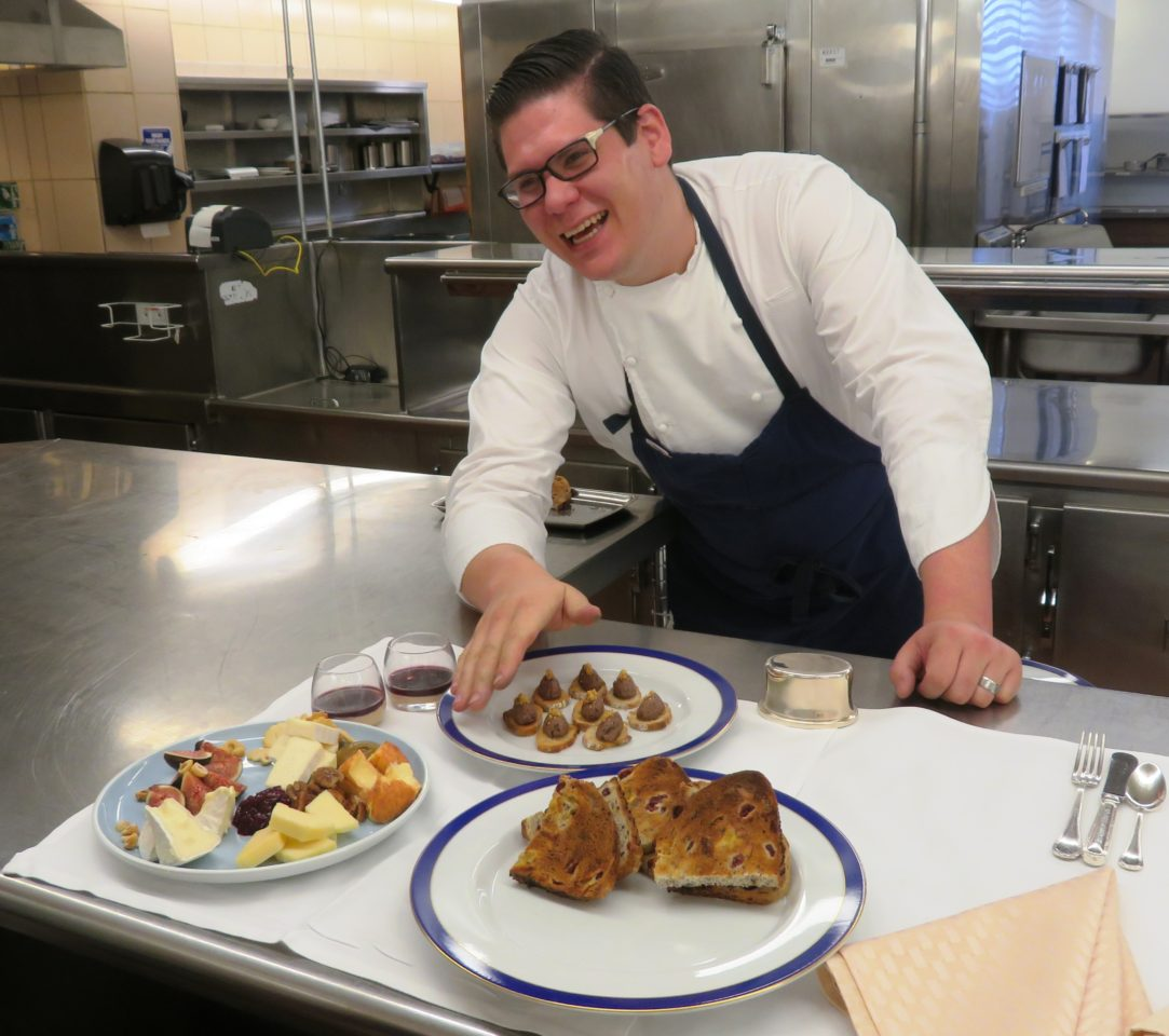 Culinary Excellence at <em><strong>The Broadmoor</strong> </em>~ Chef Maxwell Robbins of the award-winning Penrose Room fine dining restaurant