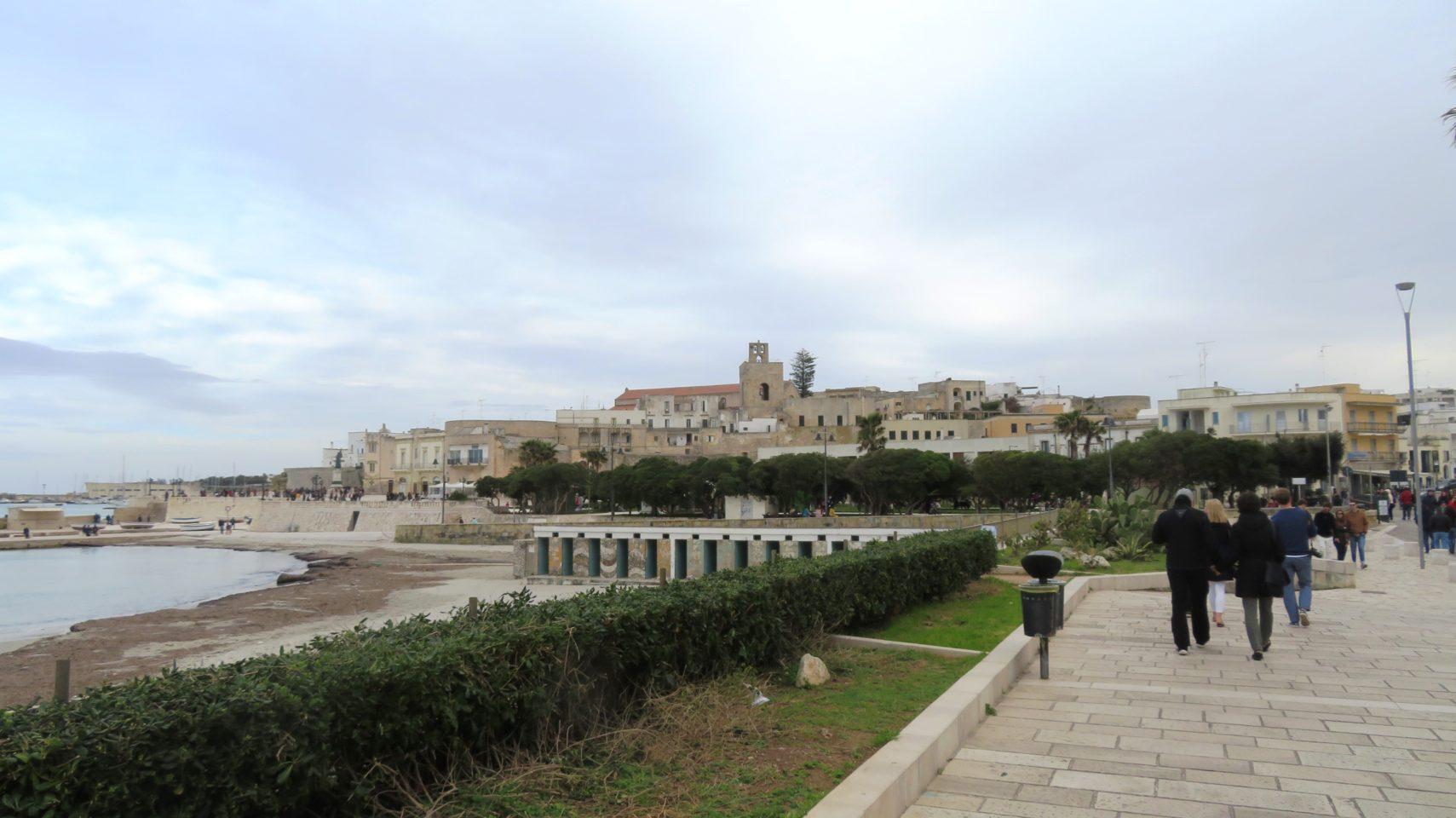 "Otranto the ""stronghold of a hundred towers"" at the eastern tip of Italy ~ The Provincial Charms of Salento"