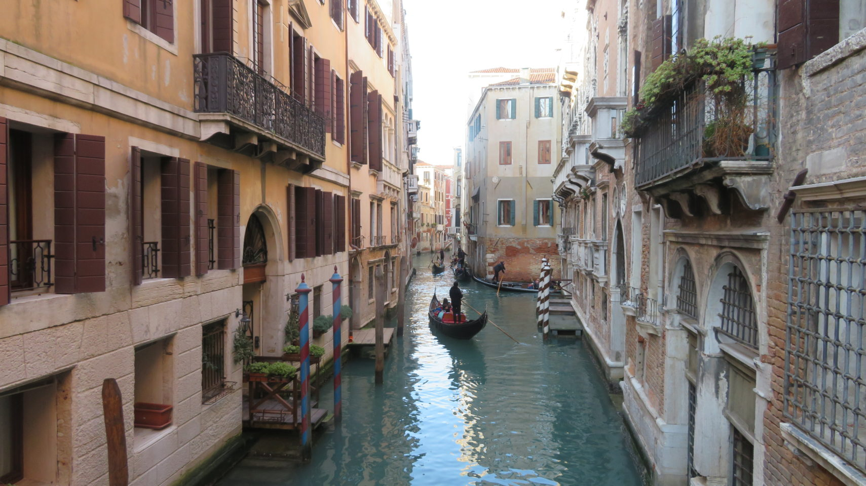 Will Medicare cover me while I travel ? ... Venice, Italy