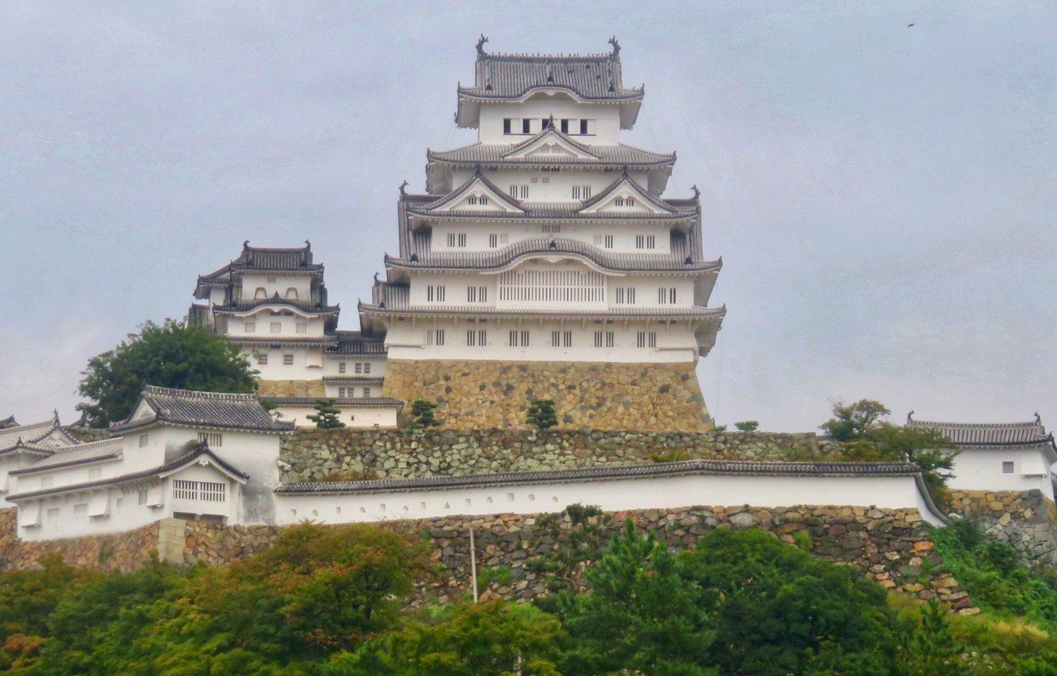 Japan Favorite Experiences ~ Himeji Castle in Himeji Japan