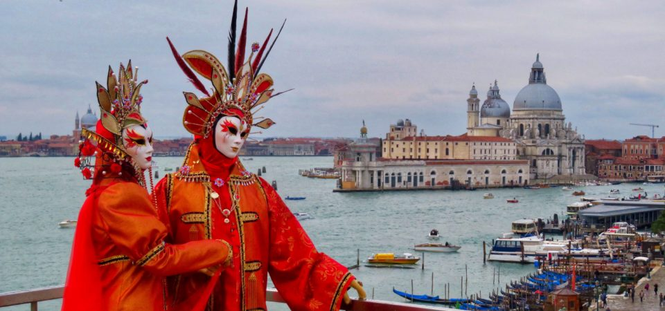 Venice at Carnival time, Simply Magical !