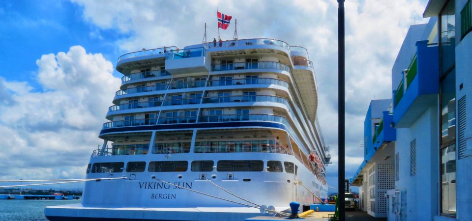 Viking Ocean Cruises Room Service Menu